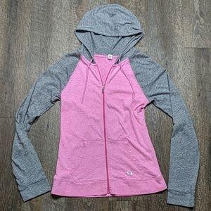 Under Armour Zip Up Hoodie Hooded Sweatshirt